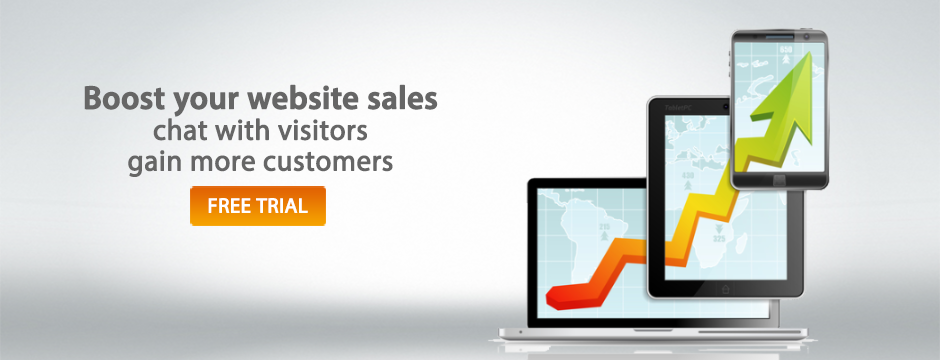 live chat boost sales