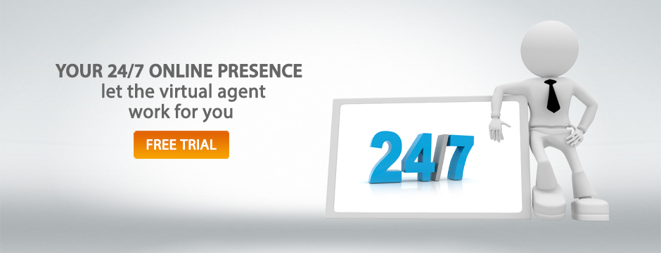 live chat virtual agent